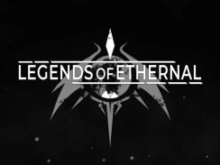 """Das Bild zeigt das Logo von """"Legends of Ethernal""""."""