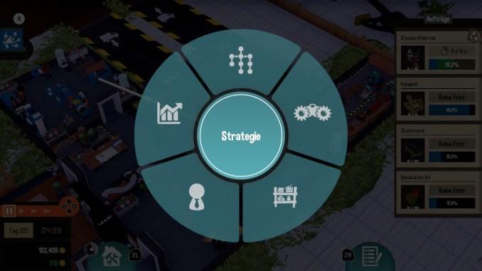 Das Bild zeigt den Reiter Strategie.