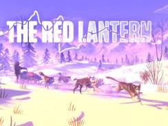 """Das Bild zeigt das Logo von """"The Red Lantern""""."""