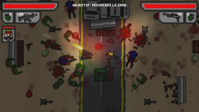 """Das Bild zeigt eine Szene aus dem Spiel """"2URVIVE""""."""