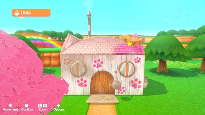 """Das Bild zeigt eine Szene aus dem Spiel """"Fantasy Friends""""."""