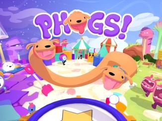 """Das Bild zeigt das Logo von """"PHOGS!""""."""