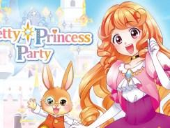 """Das Bild zeigt das Logo von """"Pretty Princess Party""""."""