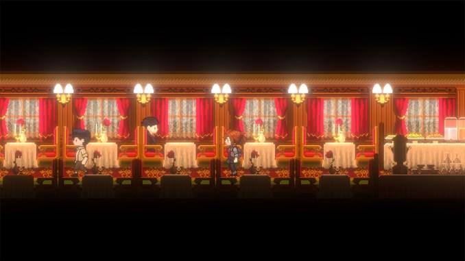 """Das Bild zeigt eine Szene aus dem Spiel """" Re:Turn - One Way Trip""""."""