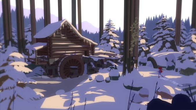 """Das Bild zeigt eine Szene aus dem Spiel """"Röki""""."""