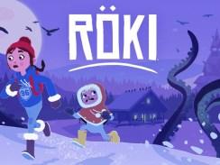 """Das Bild zeigt das Logo von """"Röki""""."""