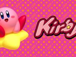 """Das Bild zeigt das Logo von """"Kirby""""."""