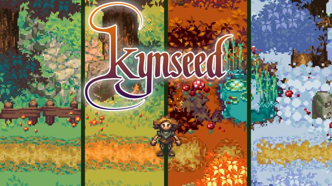 """Das Bild zeigt das Logo von """"Kynseed""""."""