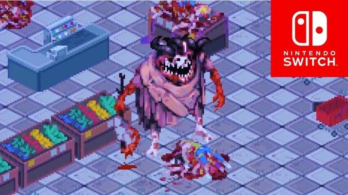 """Das Bild zeigt einen Dämon aus dem Spiel """"Kingdom of Night""""."""