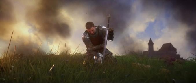 """Das Bild zeigt eine Szene aus """"Kingdom Come Deliverance""""."""
