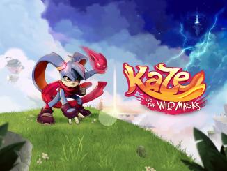 Kaze and the Wild Masks erscheint im März für die Switch