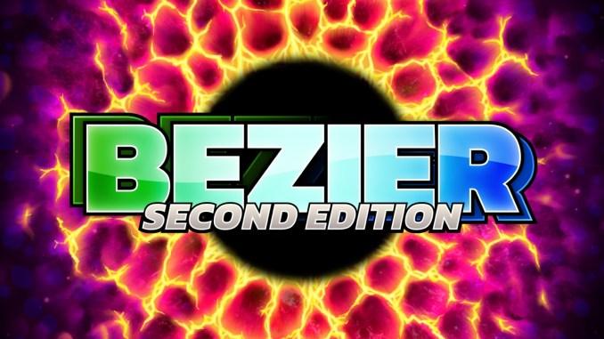 """Das Bild zeigt das Logo der """"Bezier: Second Edition""""."""