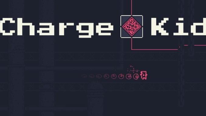 """Das Bild zeigt das Logo von """"Charge Kid""""."""