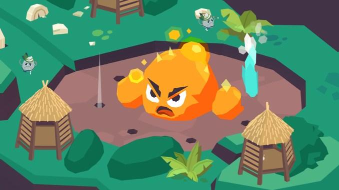 """Das Bild zeigt eine Szene aus dem Spiel """"Down in Bermuda""""."""