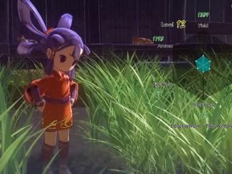 """Das Bild zeigt das Logo von """"Sakuna: Of Rice and Ruin""""."""