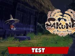 """Das Bild zeigt das Testlogo von """"Sakuna: Of Rice and Ruin""""."""