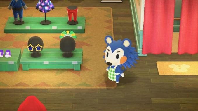 """Das Bild zeigt den Karnevalkopfschmuck zum Karneval in """"Animal Crossing: New Horizons""""."""