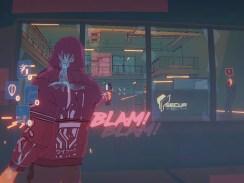 """Das Bild zeigt eine Szene aus dem Spiel """"Foreclosed""""."""