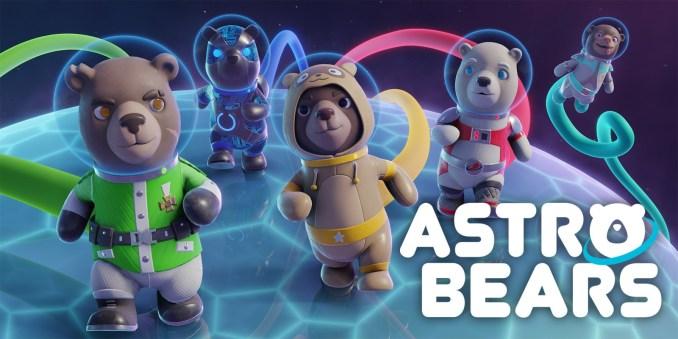 Zu sehen sind die die super süßen Asto-Bären aus Astro Bears