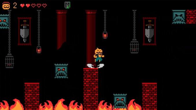 """Das Bild zeigt eine Szene aus dem Spiel """"Halloween Forever""""."""