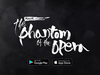 "Das Bild zeigt das Logo des Spieles ""MazM: The Phantom of the Opera""."
