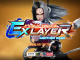 "Das Bild zeigt das Logo von ""Fighting EX Layer: Another Dash""."