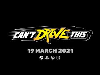 """Das Bild zeigt das Logo von """"Can't Drive This""""."""