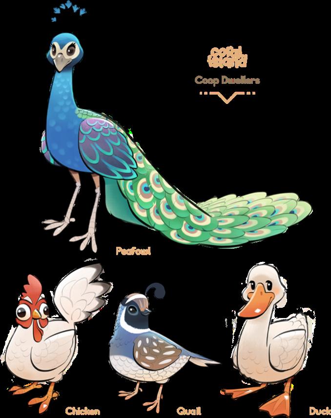 """Das Bild zeigt eine Szene aus dem Spiel """"Coral Island""""."""