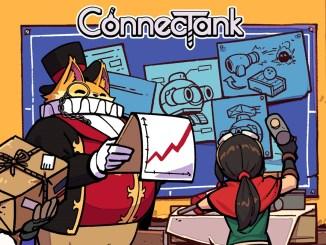 """Das Bild zeigt das Logo von """"ConnecTank""""."""