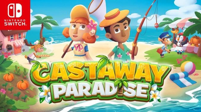 Castaway Paradise erscheint endlich für die Switch
