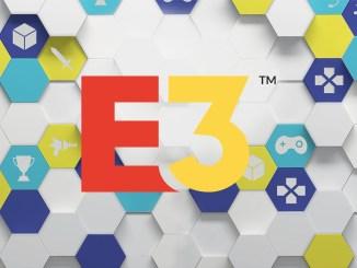 Das Bild zeigt das Logo der E3.