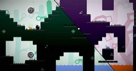 Das Bild zeigt ein Level aus dem Spiel World Splitter
