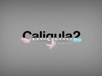 """Das Bild zeigt das Logo von """"The Caligula Effect 2""""."""
