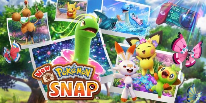 """Das Bild zeigt das Titelbild des Spiels """"New Pokémon Snap"""", welches im Finanzergebnis von Nintendo erwähnt wird."""