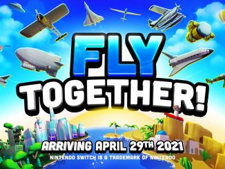 """Das Bild zeigt das Logo von """"Fly Together!""""."""