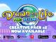 """Das Bild zeigt das Logo des neusten Updates von """"Drawn to Life: Two Realms""""."""
