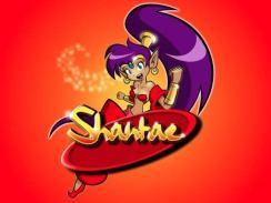 Das Bd zeigt das Titelbild aus dem Spie Shantae