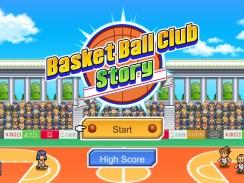 """Das Bild zeigt das Logo von """"Basketball Club Story""""."""