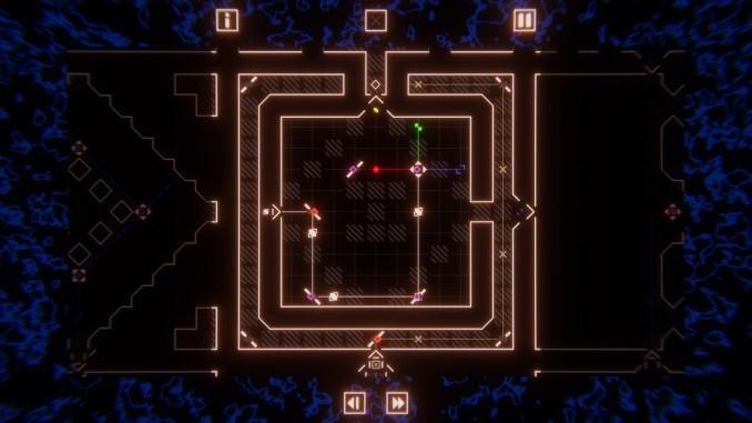 """Das Bild zeigt eine Szene aus dem Spiel """"SOLAS 128""""."""