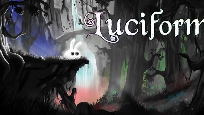 """Das Bild zeigt das Logo von """"Luciform""""."""