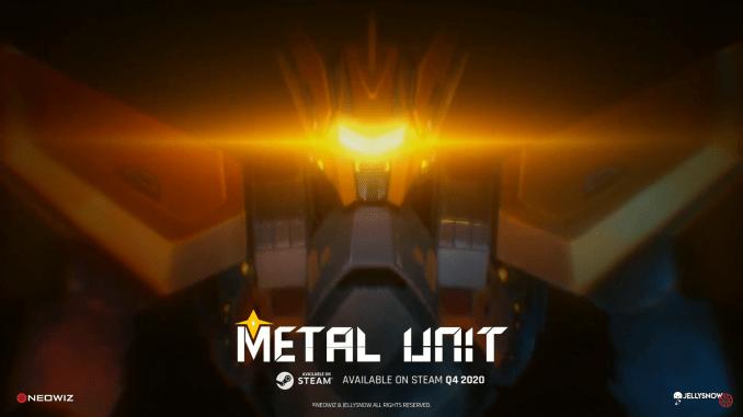 """Das Bild zeigt das Logo von """"Metal Unit""""."""