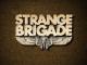 """Das Bild zeigt das Logo von """"Strange Brigade""""."""