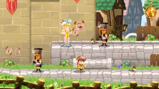 """Das Bild zeigt eine Szene aus dem Spiel """"Worth Life""""."""