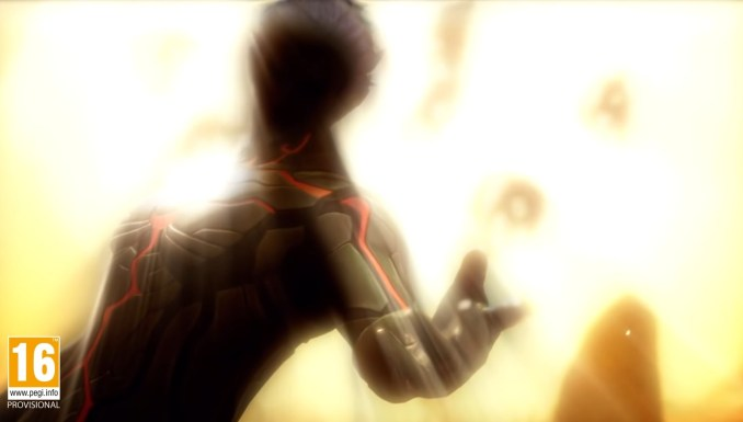 """Das Bild zeigt einen Dämonen aus """"Shin Megami Tensei V""""."""