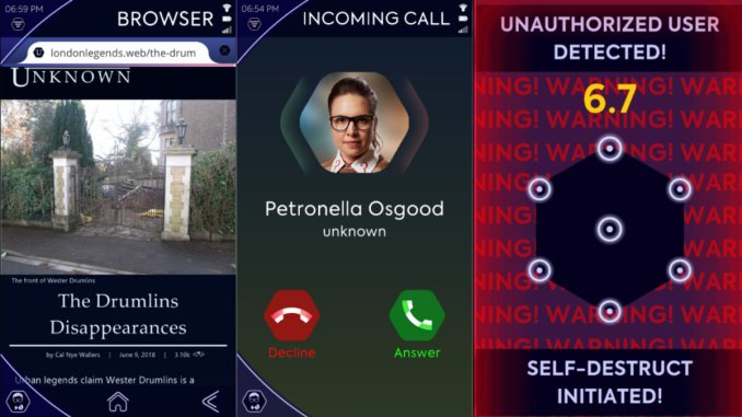 """Das Bild zeigt Screenshots aus dem Spiel """"Doctor Who: The Lonely Assassins"""", welches auch für die Nintendo Switch erscheint."""