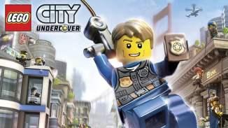 """Das Bild zeigt das Logo von """"LEGO City Undercover""""."""