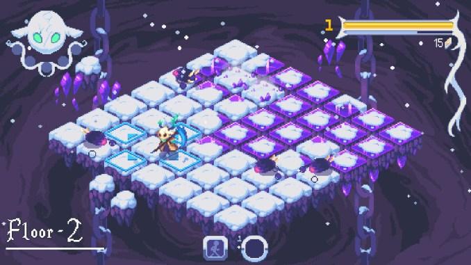 """Das Bild zeigt eine Szene aus dem Spiel """"Evertried""""."""