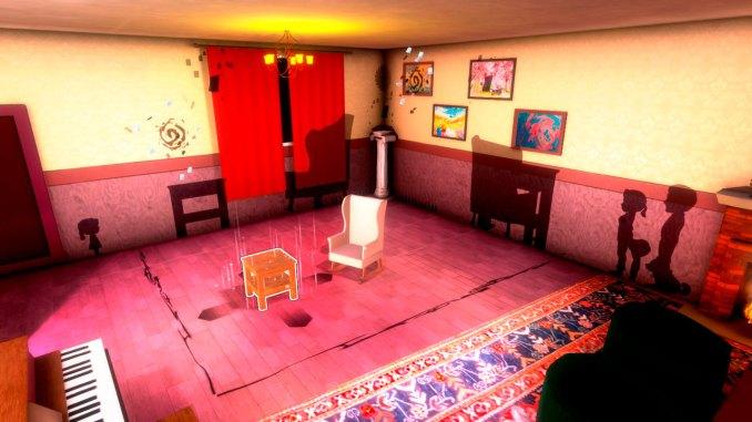 """Das Bild zeigt eine Szene aus dem Spiel """"In My Shadow""""."""