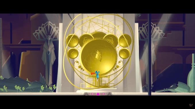 """Das Bild zeigt eine Szene aus dem Spiel """"Aspire: Ina's Tale""""."""