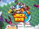 """Das Bild zeigt das Logo des Spieles """"Jack Axe""""."""